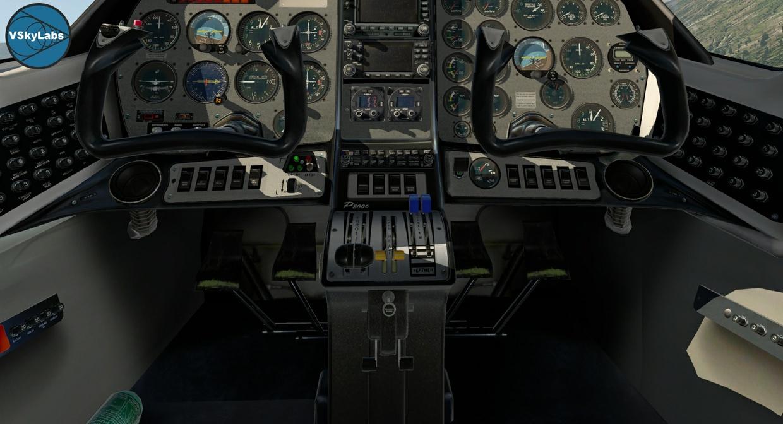 VSKYLABS Tecnam P2006T Project v002.1