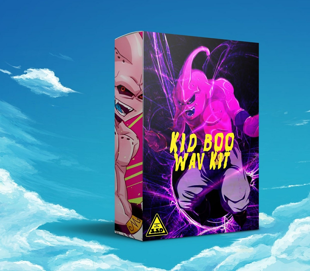 """Sounds So Digital: """"Kid Boo Wav  Drum Kit"""" with midi construction kit included!***FREE***"""