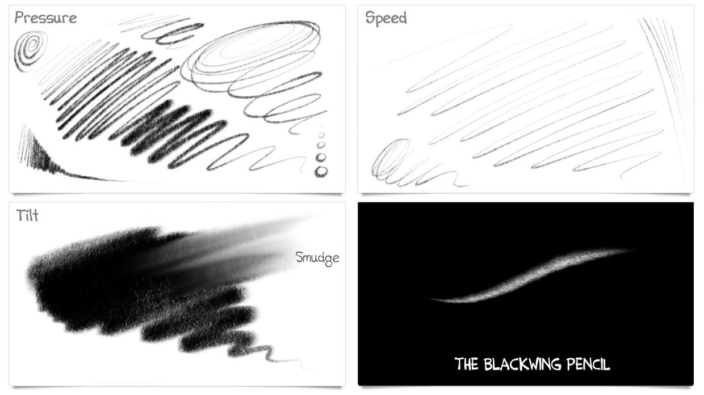 Procreate PENCIL Set: 30+ Pencils, Charcoal, Graphite & Sketch Brushes