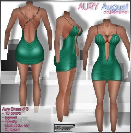 2014 Aury Dress # 5