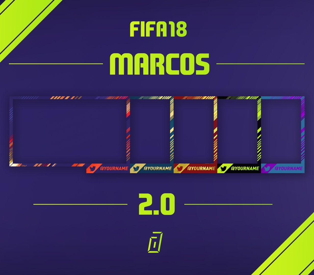 FIFA18 | MARCOS 2.0