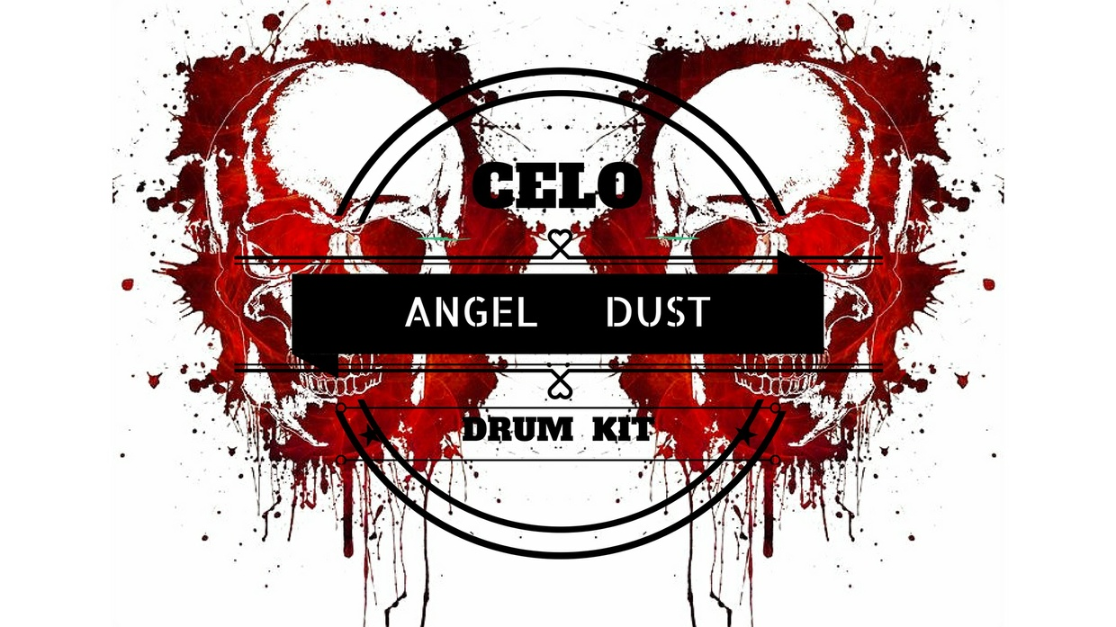 Angel Dust-Drum kit