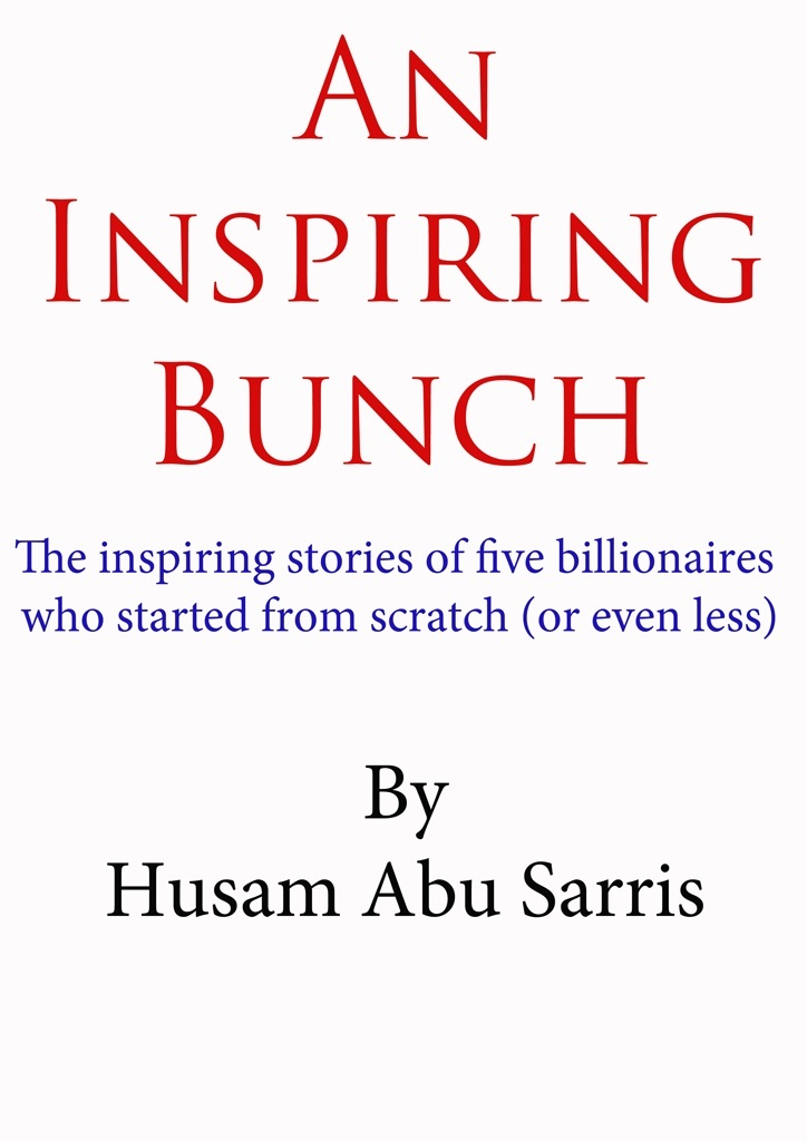 An Inspiring Bunch (e-book)
