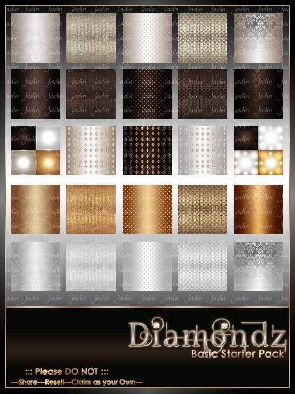 Diamondz Basic Texture Pack