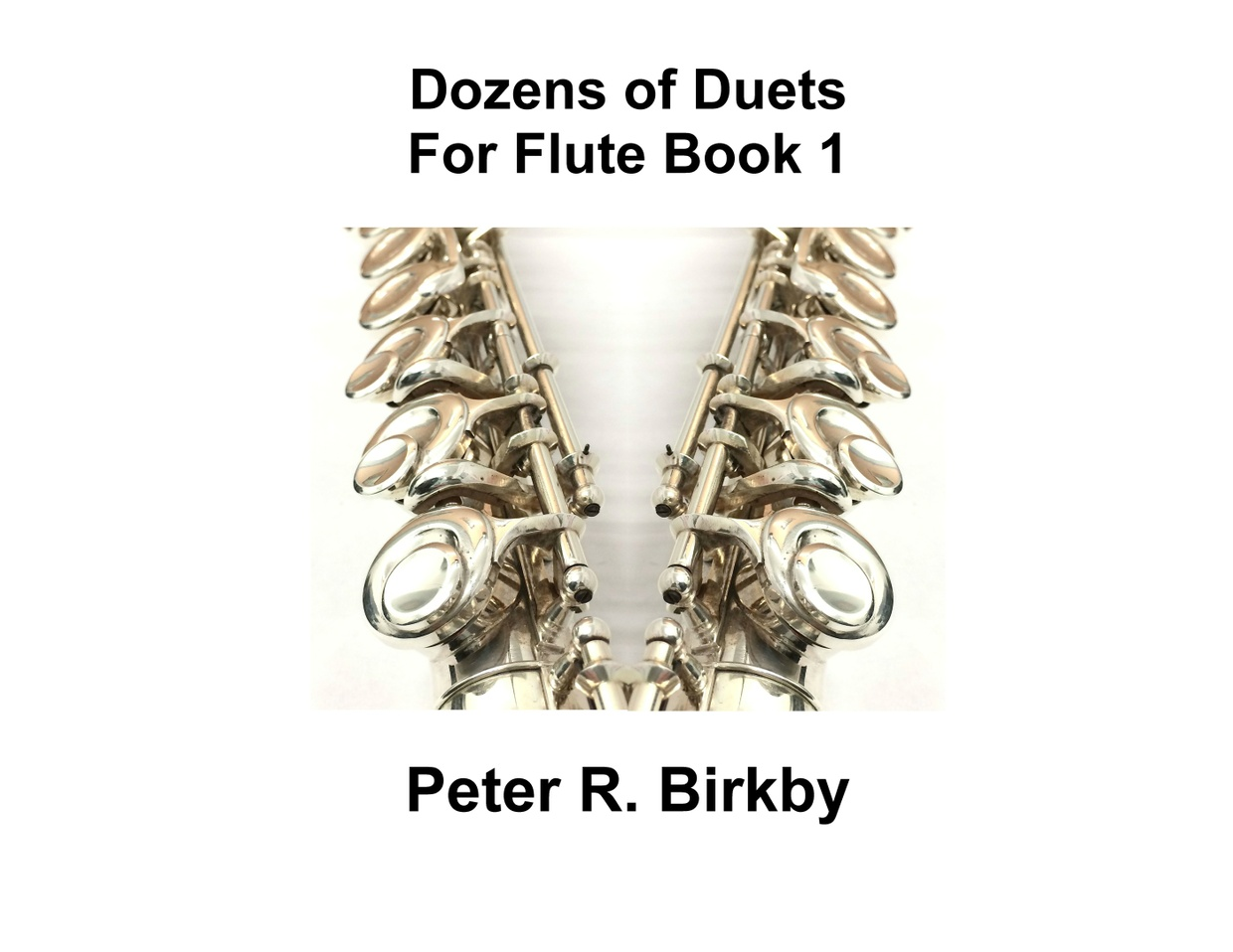 Dozens of Duets for Flutes Book 1