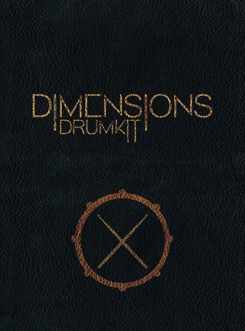 DIMENSIONS Drumkit