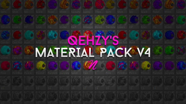 Qehzy Materials v4