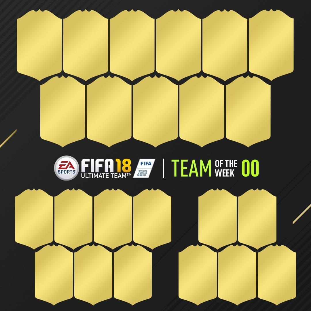 FREE FIFA 18 TOTW PREDICTION
