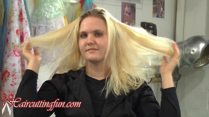 Jamie's Peekaboo Haircut and Trim - VOD Digital Video on Demand