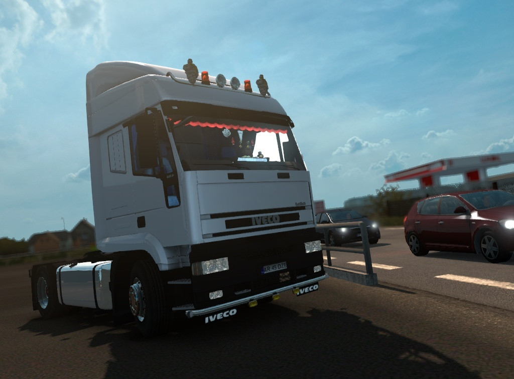 Iveco EuroTech V2.7 ETS2 1.26