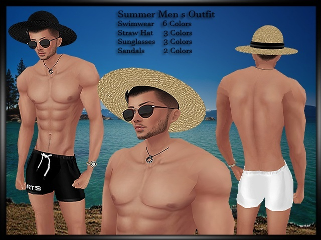 Summer Men s Outfit