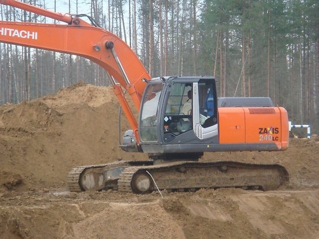 HITACHI ZAXIS ZX240LC-3 SERVICE REPAIR MANUAL DOWNLOAD