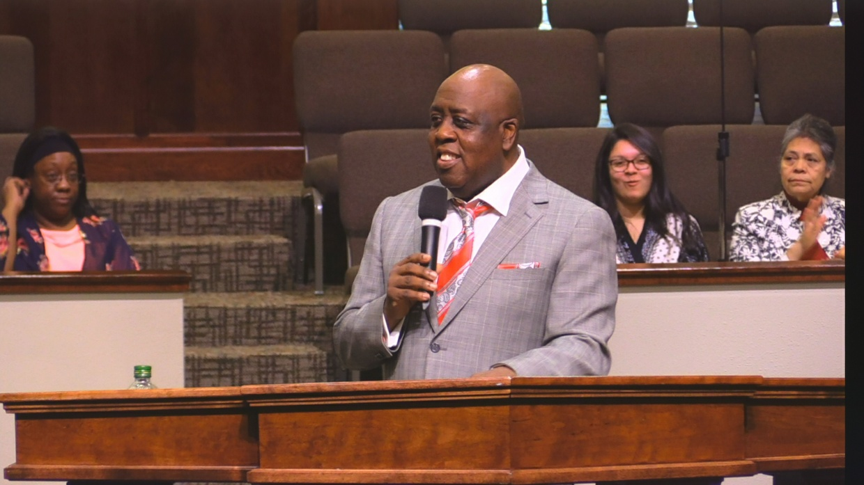 """Pastor Sam Emory 02-04-18am """" Sowing and Reaping """" MP3"""