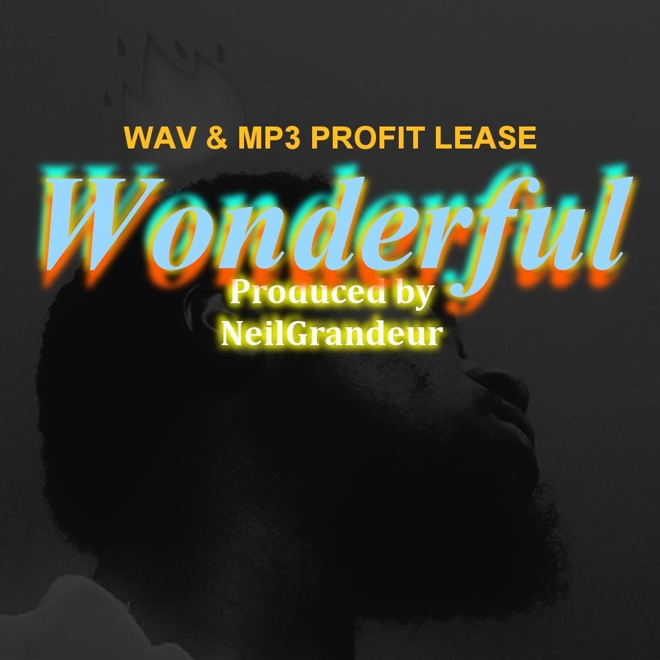 Wonderful [Produced by NeilGrandeur] - Wav Standard Lease