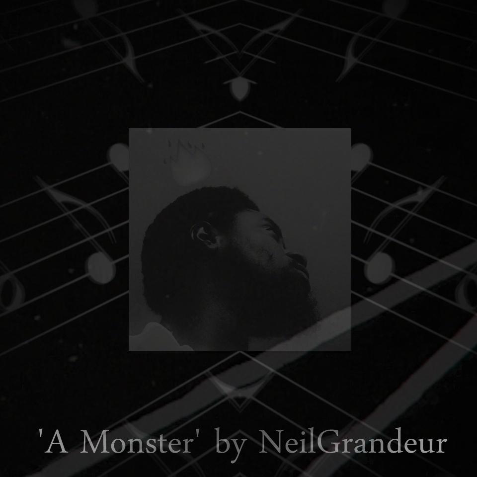 'A Monster' by NeilGrandeur