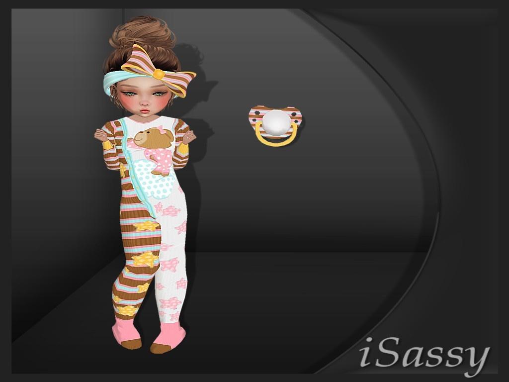 Bear Pajamas - PNG