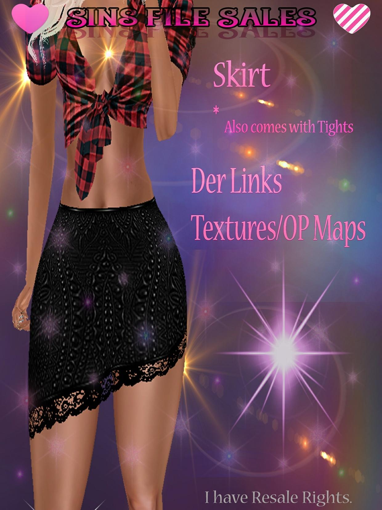 Maya Skirt