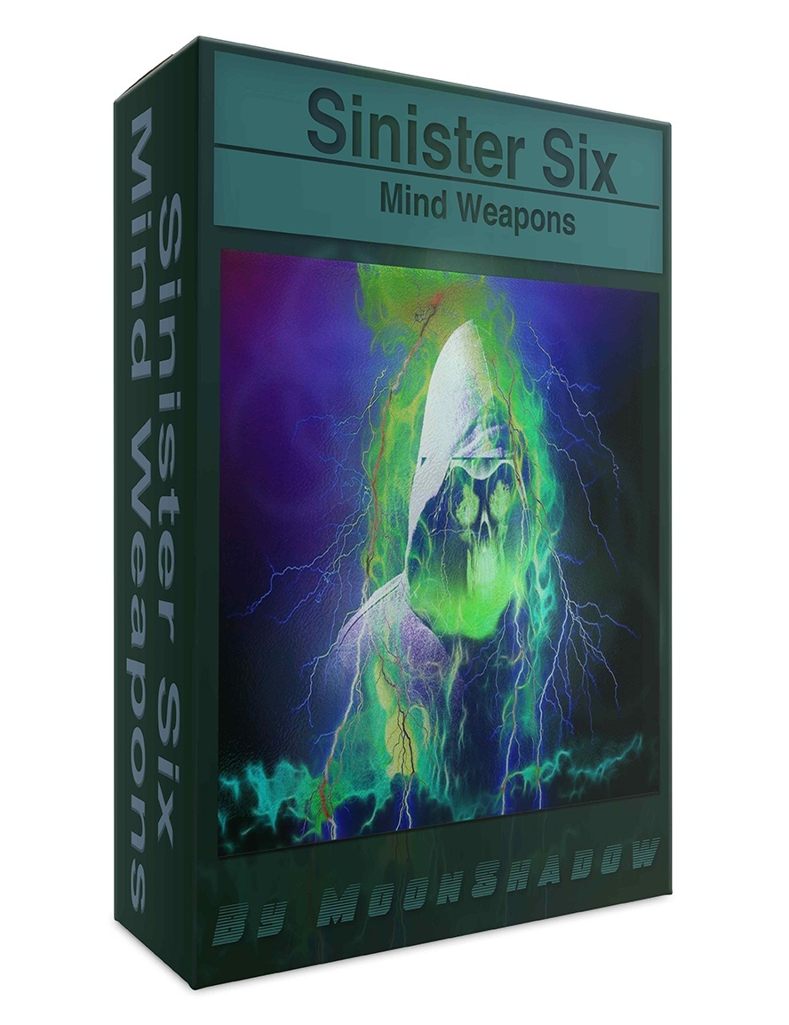 Sinister Six  ( Psionic Mind Punisher Plate)