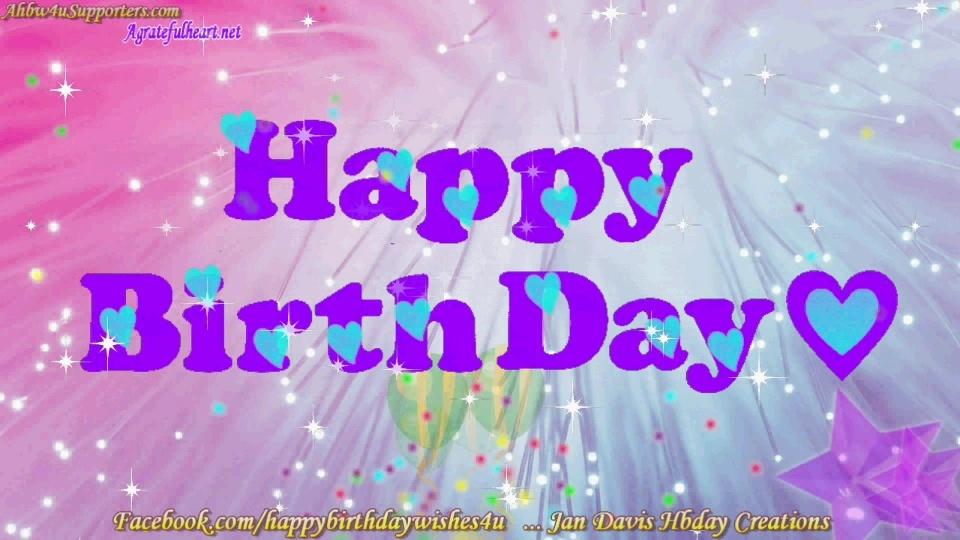Happy Birthday Gif #15