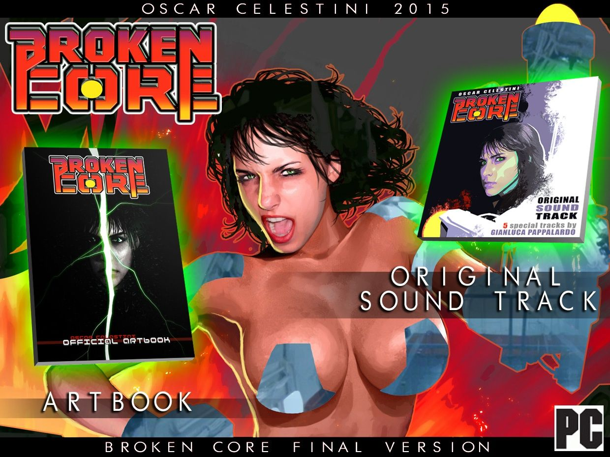 Broken core FV FULLPACK