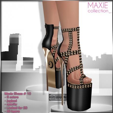 2014 Maxie Shoes # 10