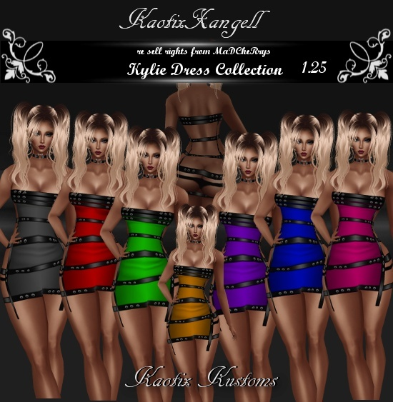 Kylie Dress Collection