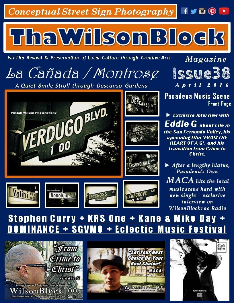 ThaWilsonBlock Magazine Issue38