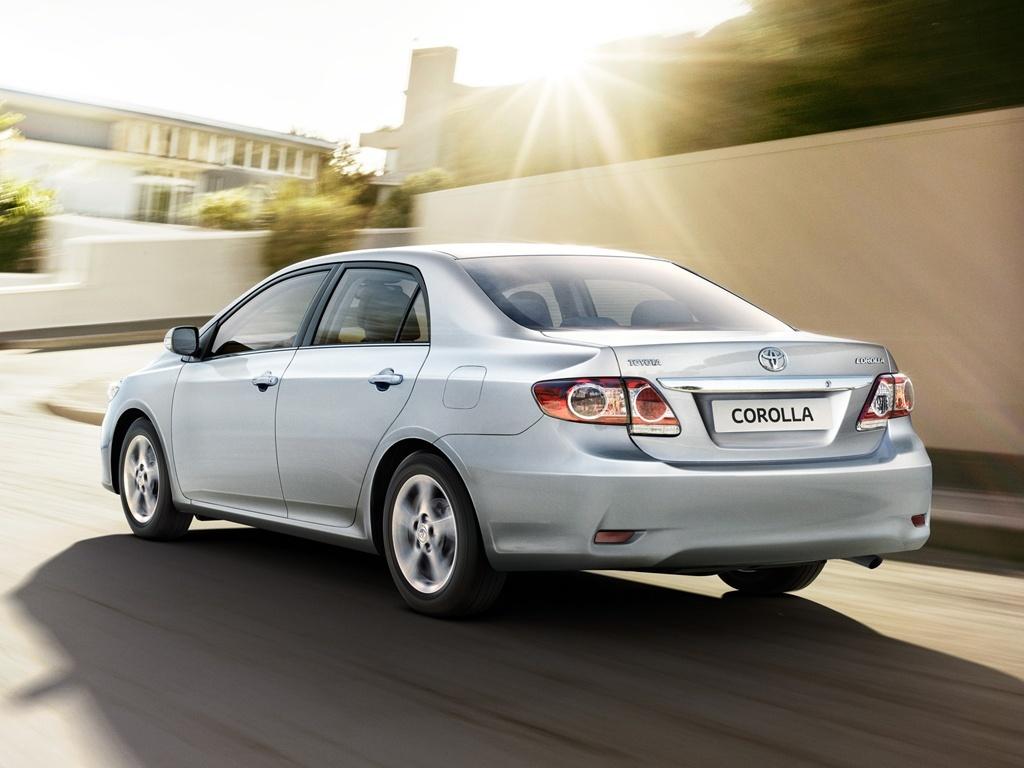 2009-2010 Toyota Corolla, OEM Service and Repair Manual.