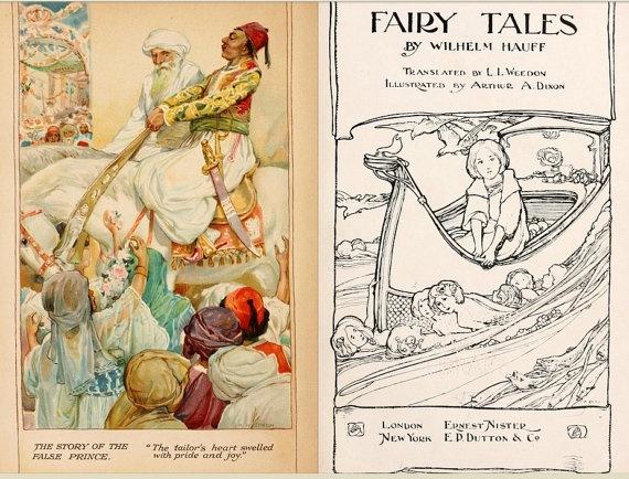 Fairy Tale - Folk Tale