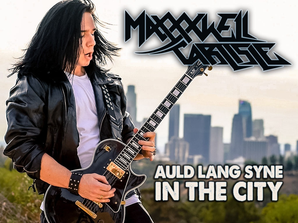 """Max Carlisle - """"Auld Lang Syne In The City"""""""