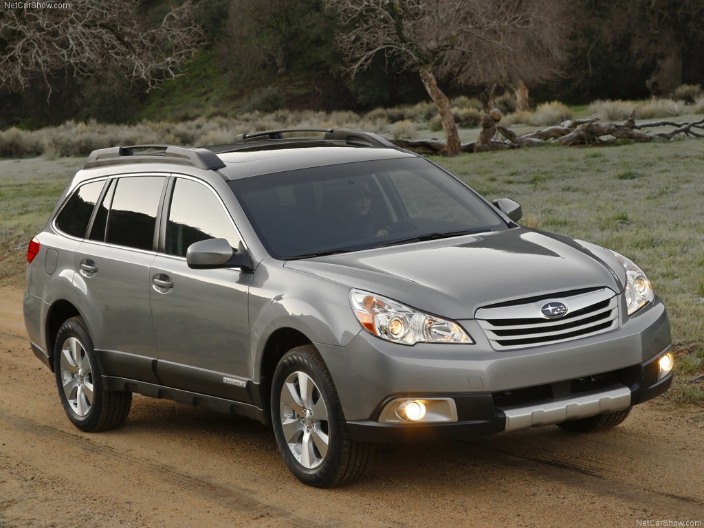 2010 Subaru Legacy And Outback, OEM  Service & Repair Manual (PDF)