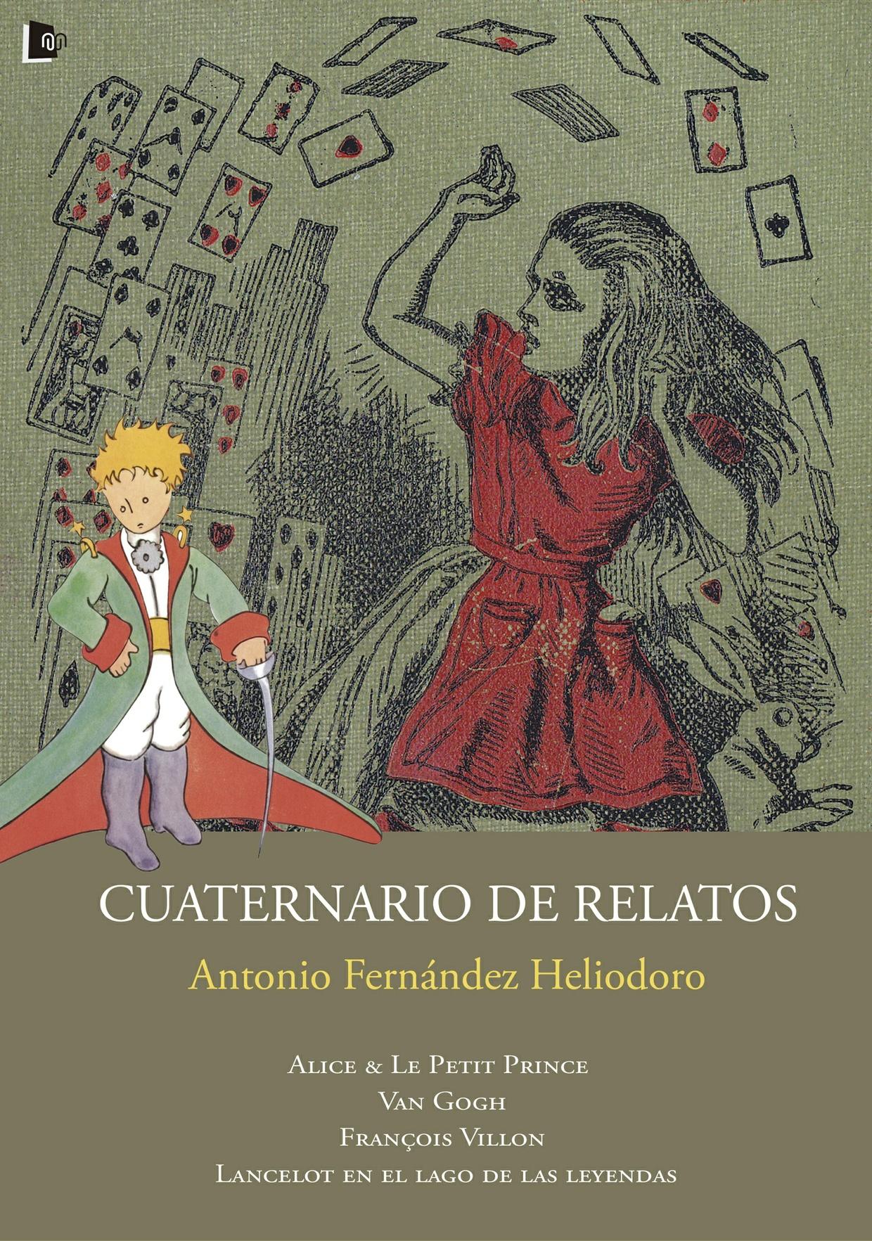 Cuaternario de relatos / Antonio Fernández Heliodoro