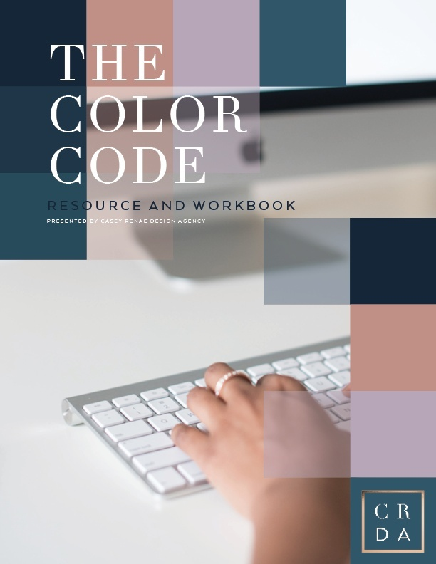 CRDA Color Code Workbook and Resource Guide