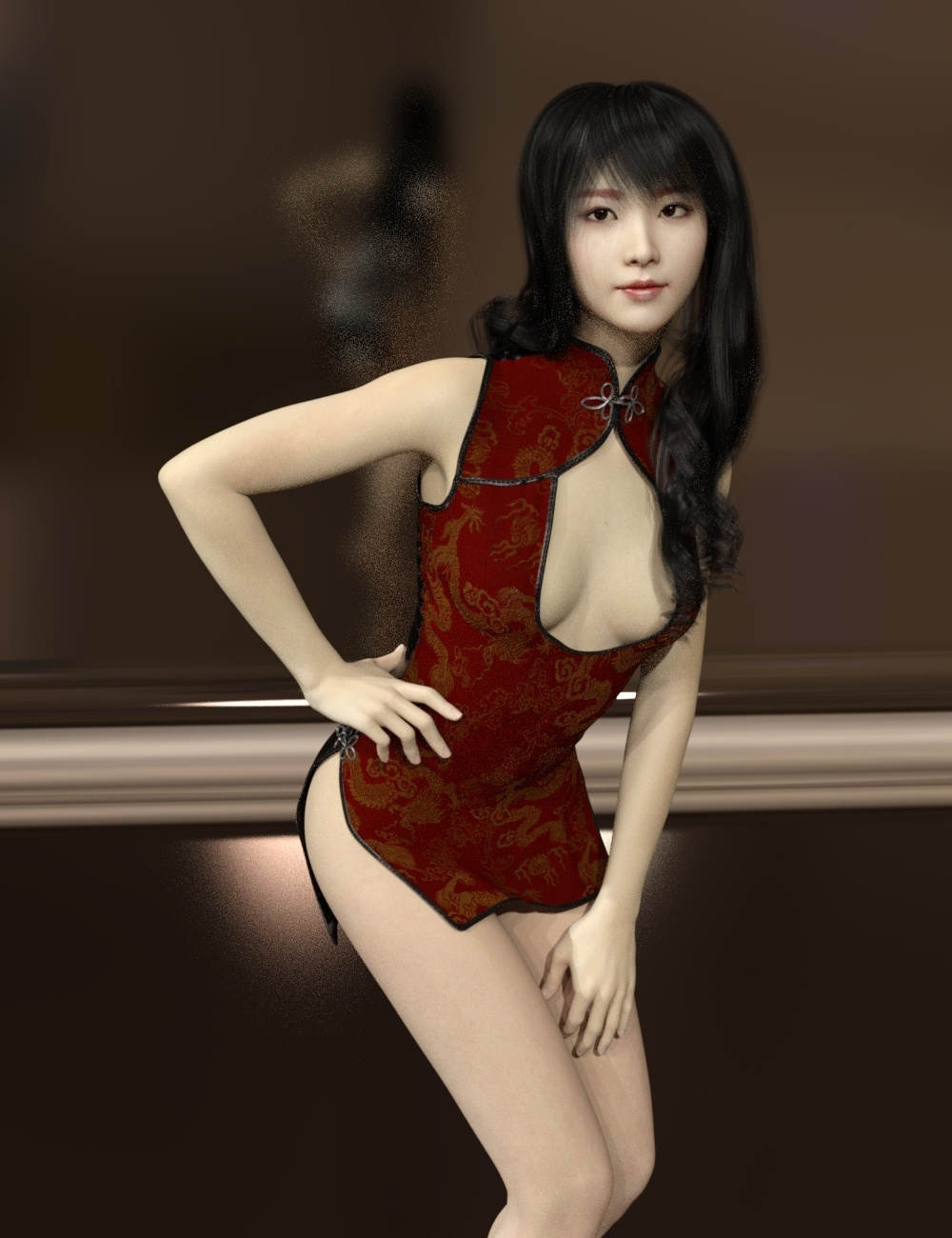 Zhu Dan For G3F&G8F