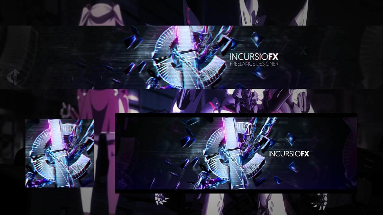 Full Revamp (Logo, Banner and Header)