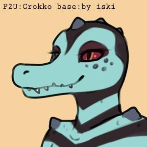 iski - p2u - crokko androgynous