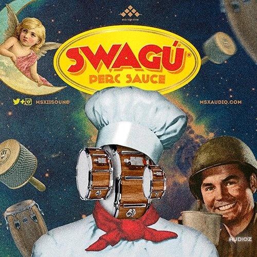 MSXII Sound Swagu Perc Sauce WAV
