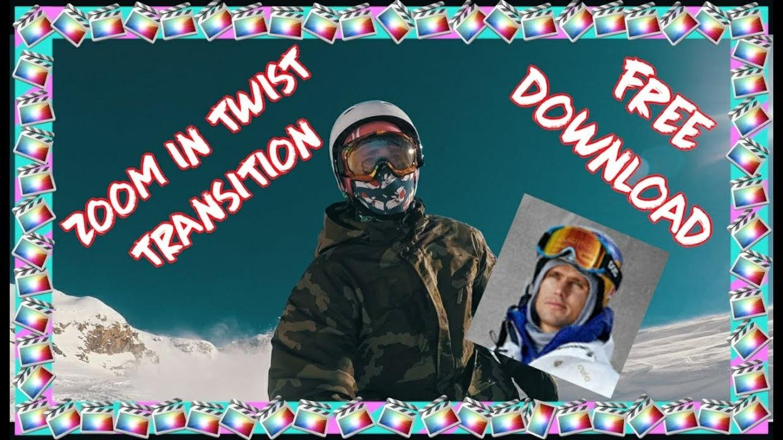 Jon Olsson ZOOM IN TWIST Transition - Edit Like Jon Olsson - Final Cut Pro