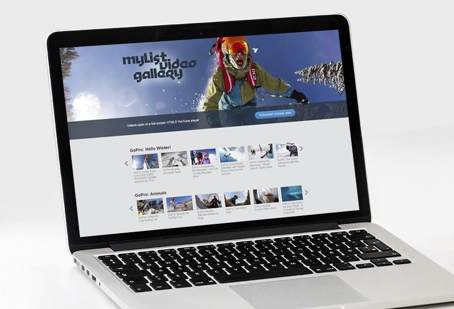 MyList Video Gallery