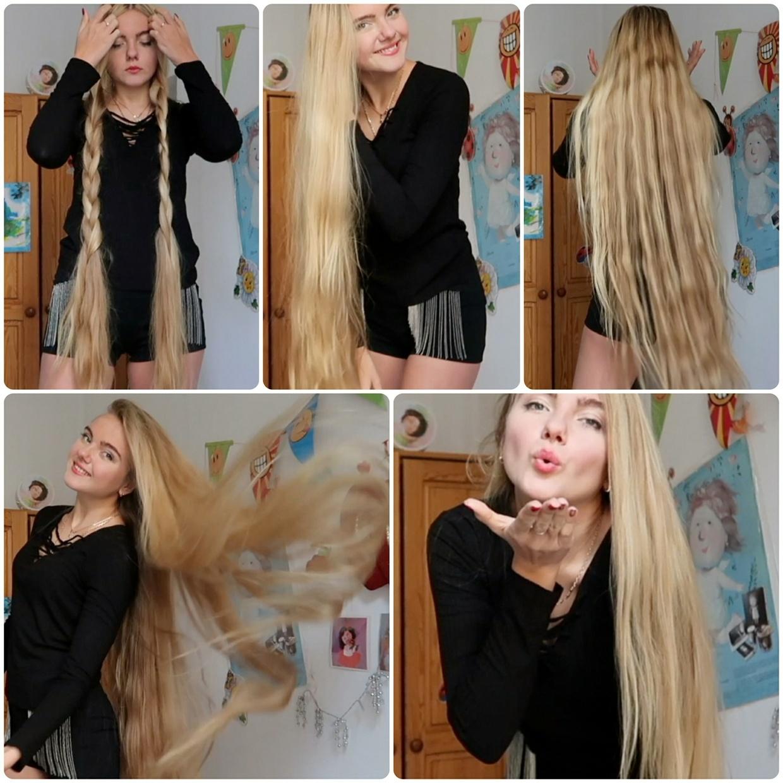 VIDEO - Mashenka, the blonde
