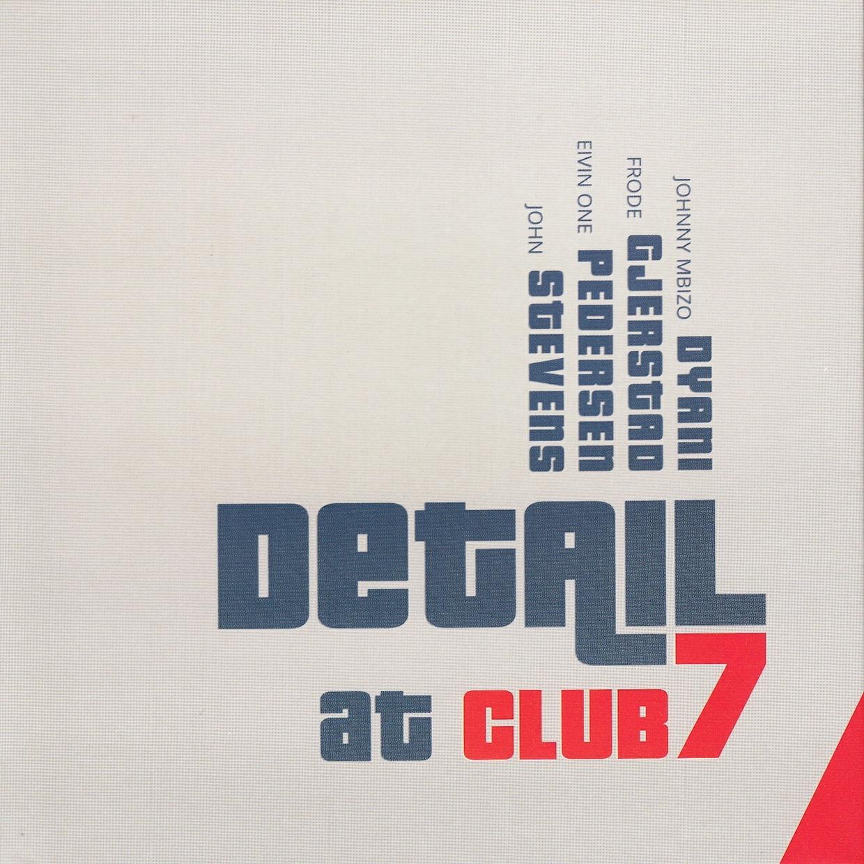MW953 Detail at Club 7 by Johnny Mbizo Dyani, Frode Gjerstad, Eivin One Pedersen, John Stevens