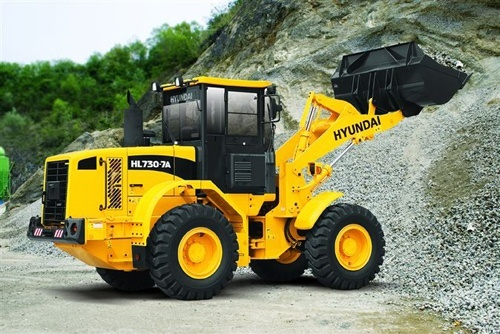Hyundai HL730-7A HL730TM-7A WHEEL LOADER Service Repair Manual Download