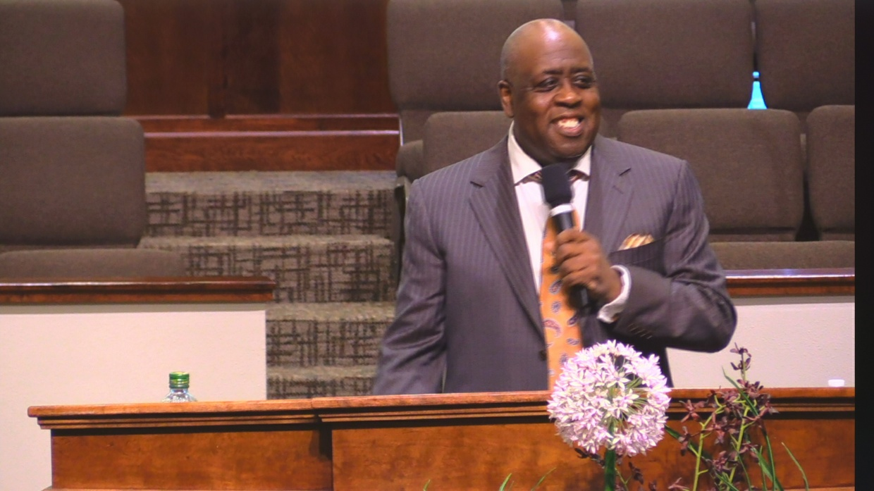 """Pastor Sam Emory 06-07-17pm """" Grace and Unity """" MP4"""
