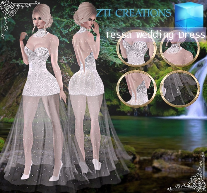 Tessa Wedding Dress 284