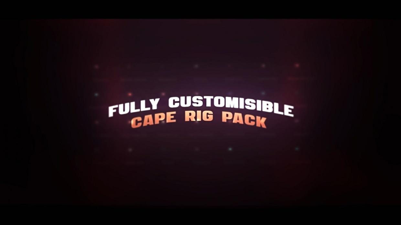 Customizable Cape Rig
