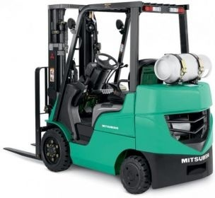 Mitsubishi Forklift Truck FGC15N, FGC18N, FGC20N, FGC20CN, FGC25N, FGC30N, FGC33N Service Manual