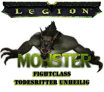 Fightclass Unheilig Todesritter / Unholy DK