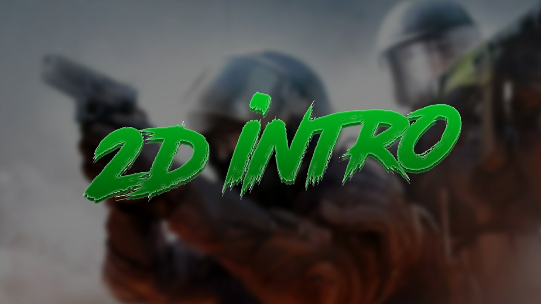 אינטרו 2 מימדים מותאם אישית   pro intro 2d