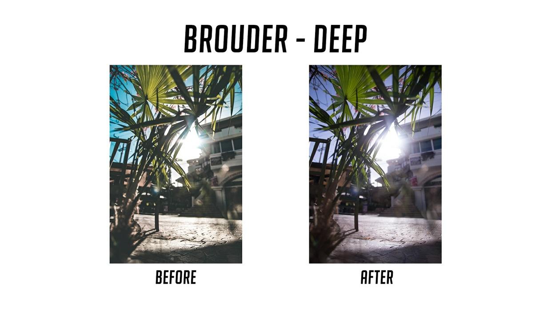 Brouder Media Preset Pack #1