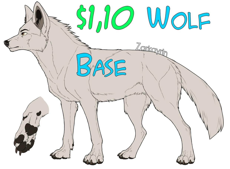 Wolf base